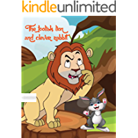 The foolish lion and clever rabbit | Bedtime Stories For Kids: Fairy Tales In English