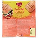 Schär Gluten Free Panini Rolls, 225g