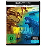 Godzilla II: King of the Monsters (inkl. Blu-ray) [4K Blu-ray]