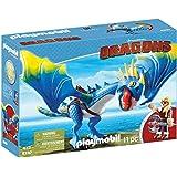 Playmobil - 9247 - Dragons - Astrid et Tempête