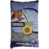 Aimé - Graines de Tournesol - Nourriture pour Oiseaux du Ciel - Source de Protéines et Matière Grasses - Made in France…