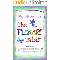 The Flonary Tales: Three-in-One Collection (The Flonary Mystery Series)