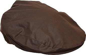 Walker & Hawkes - Uni-Sex Wax Flat Cap Country Waxed Hat