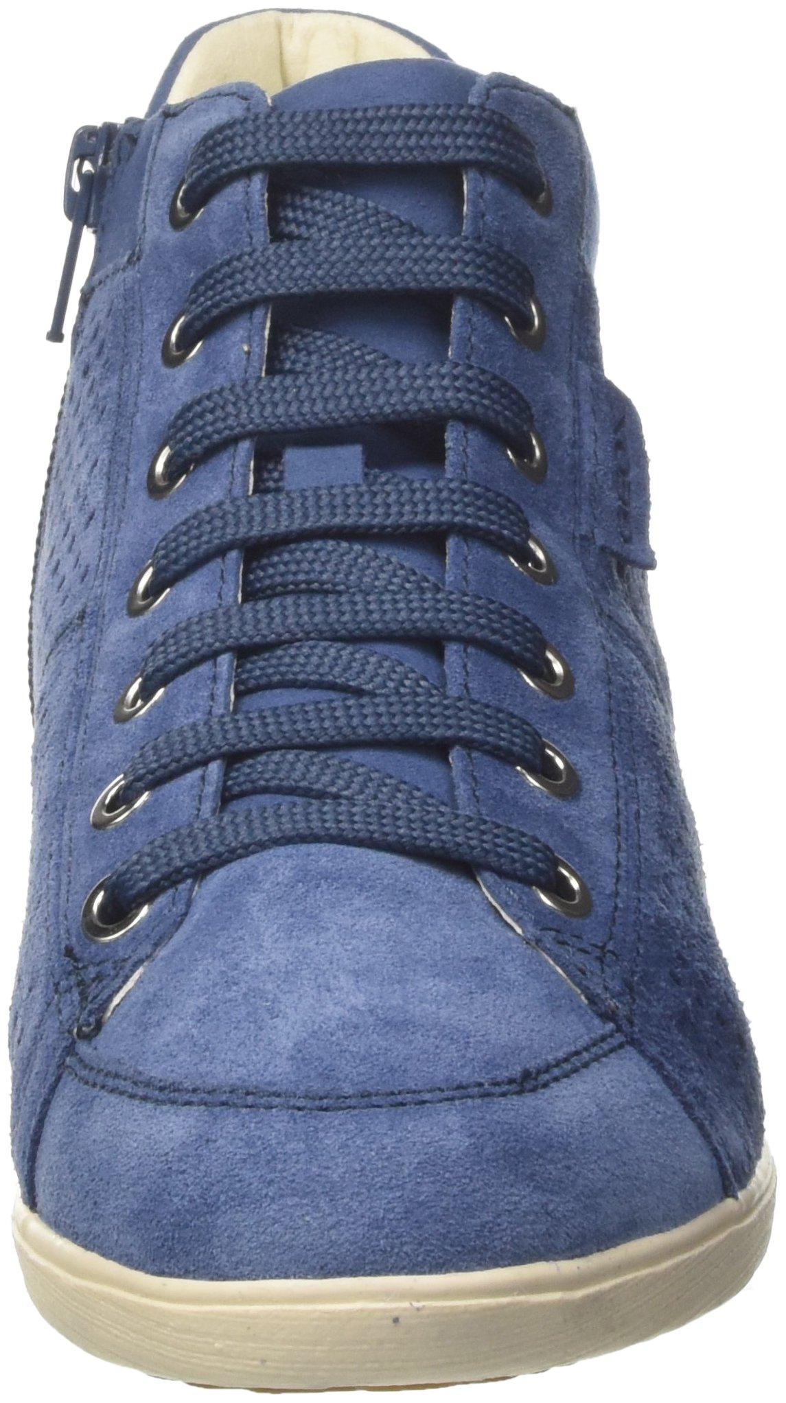 Geox Damen D Myria B Hohe Sneaker 4