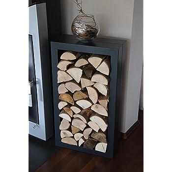 metalltechnik dermbach gmbh kaminholzregal kaminholzst nder innen au en tannenbaum aus. Black Bedroom Furniture Sets. Home Design Ideas