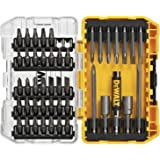 DEWALT Screwdriver Bit Set with Tough Case, 45-Piece (DW2166)