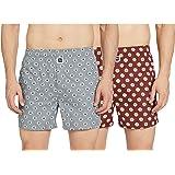 Amazon Brand - Inkast Denim Co. Men Boxer Shorts