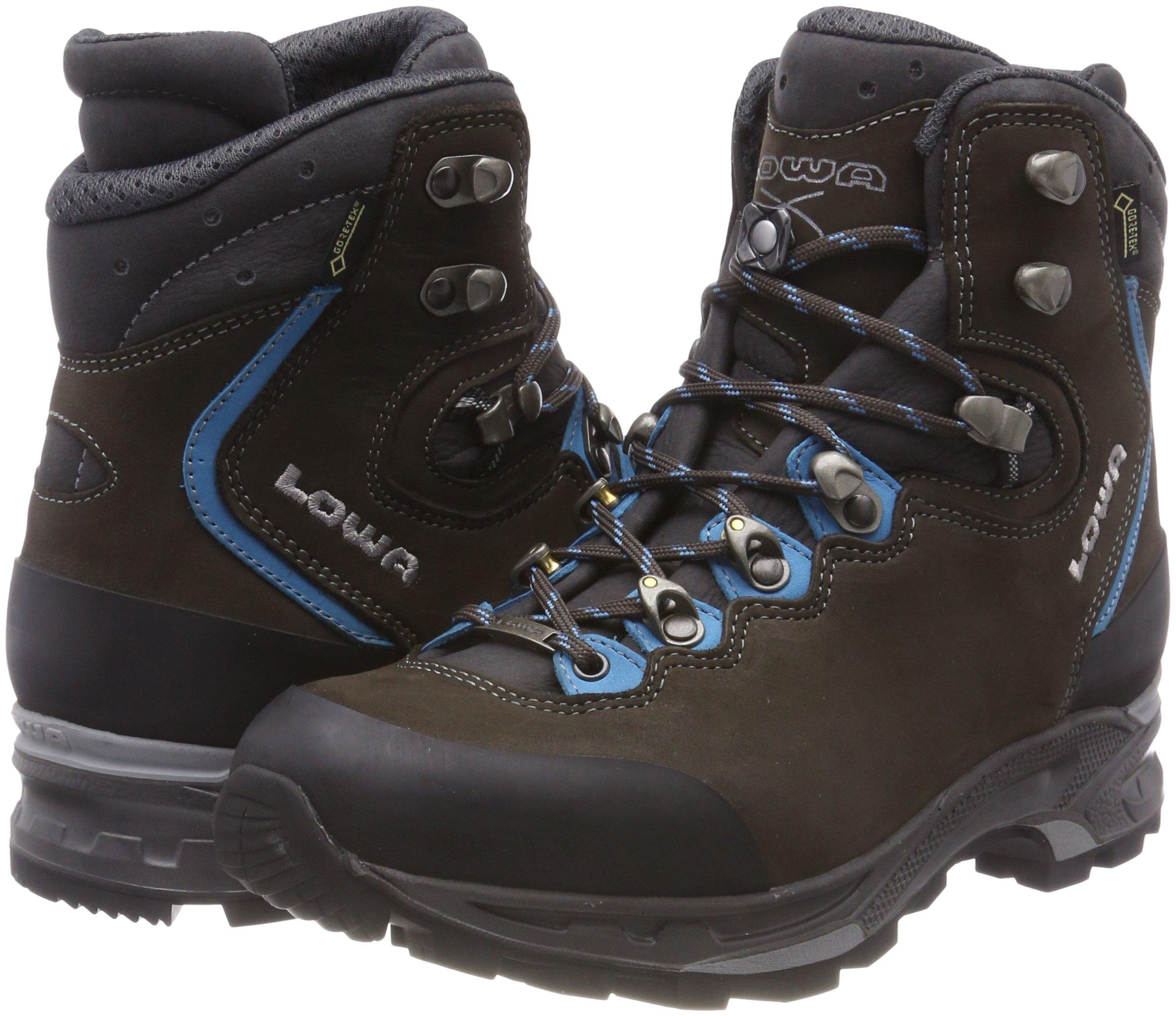 81bLHJk8QxL - Lowa Women's Mauria GTX Ws High Rise Hiking Boots