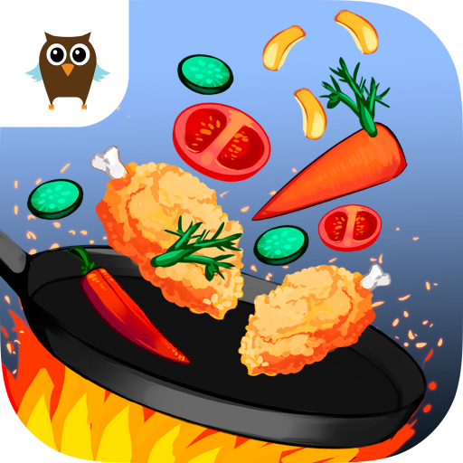 Crazy Cooking Chef World Kitchen - Pizza, Sushi, Taco & Chinese Food Maker