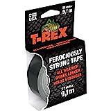 T-Rex Tape – Ruban adhésif extrêmement indéchirable & imperméable 821-25 – Répare, renforce et fixe – Pouvoir adhésif extrême