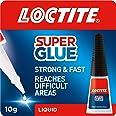 Loctite Precisie Max, sterke multifunctionele lijm voor hoogwaardige, nauwkeurige reparaties, directe superlijm voor verschil