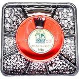 Behr Boîte de plombs pour pêche 7 compartiments