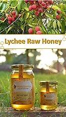 MADHUDHARA Farm Pure RAW Lychee Honey (500gm)