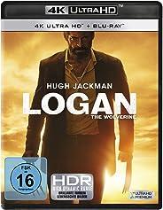 Logan - The Wolverine (4K Ultra-HD) [Blu-ray]