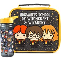 Harry Potter Lunch Bag and Bottle Set Chibi caractère