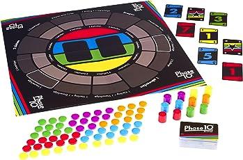 Mattel Spiele FTB29 Phase 10 Strategy Brettspiel