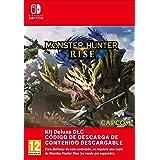 Monster Hunter Rise Deluxe Kit [Pre-Load]   Nintendo Switch - Código de descarga