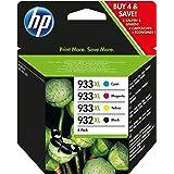HP Multipack couleur N 933XL N 932XL