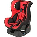 LuvLap Sports Convertible Car Seat for Baby & Kids from 0 Months to 4 Years (Red & Black)