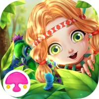 Princess Sandy-Jungle Journey