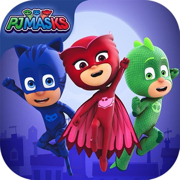 PJ Masks: Moonlight Heroes : Amazon.es: Apps y Juegos
