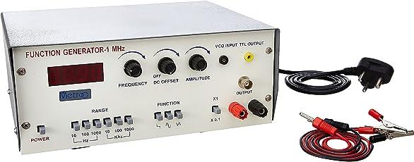 MetroQ MTQ 1001 Digital Function Generator