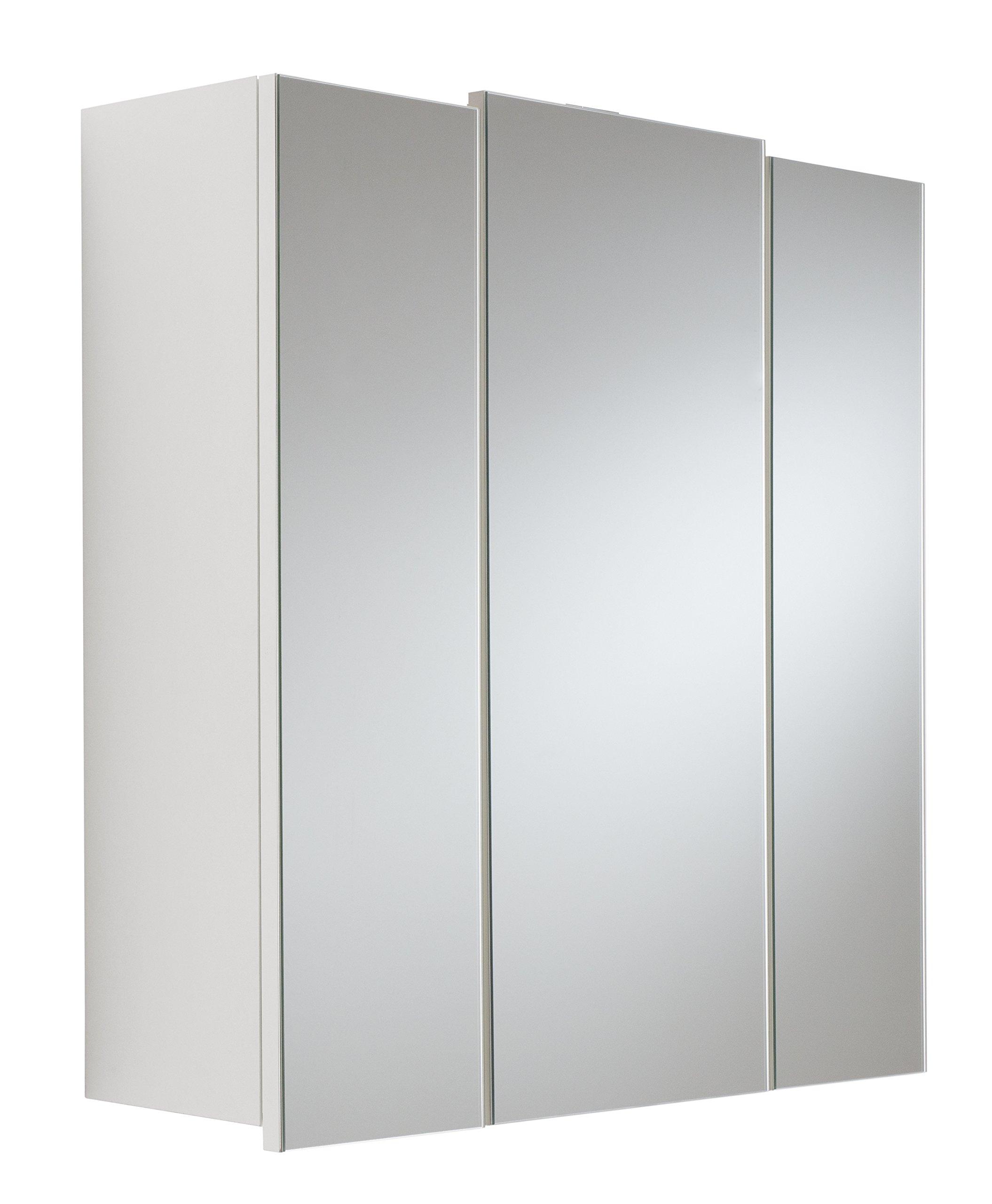 Fabelhaft Spiegelschrank 3 Türig Referenz Von Posseik 5484-76 3-türig, 68 X 71 X