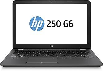 HP 250 G6 Notebook, Intel Celeron N3060, RAM 4 GB, SSD 128 GB M.2, senza Sistema Operativo, Nero
