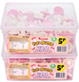 SWIZZELS GIANT MUSHROOMS - 120 COUNT