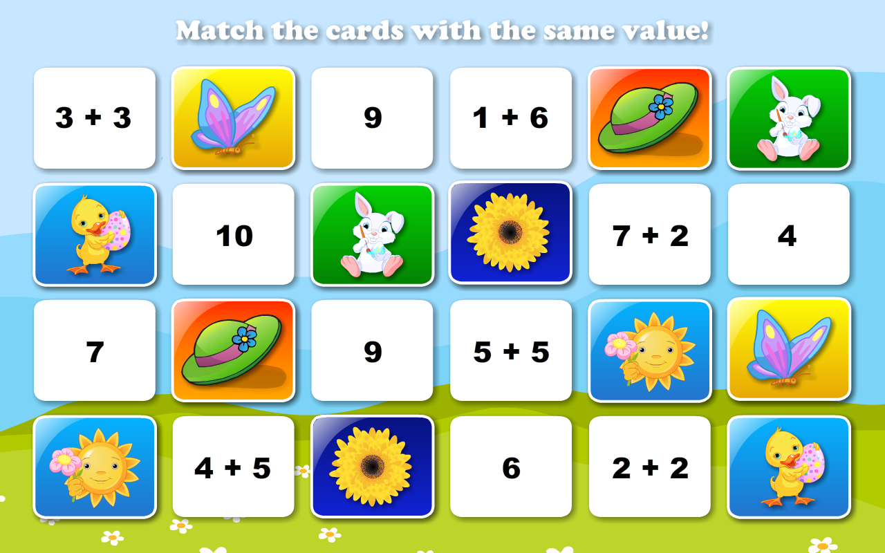picture regarding Math Bingo Printable called Math Game titles for Pre-K - Fourth Quality: Math Bingo and Math Drills Dilemma Finding out for Little ones - Journey Simple College Math: Figures, Addition,