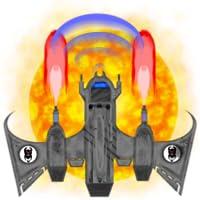 Raumschiff Spiel:Psycho Space War- Weltraumschütze