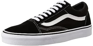 Buy Vans Unisex Old Skool Black and