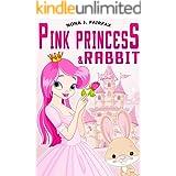 PINK PRINCESS & RABBIT