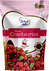 Delight Nuts Dried Cranberries-200gm