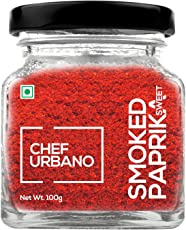 Chef Urbano Smoked Paprika Sweet 100g (Produce of Spain)