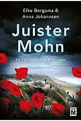 Juister Mohn - Ostfrieslandkrimi (Ein Fall für Büttner & Lorenzen) Kindle Ausgabe