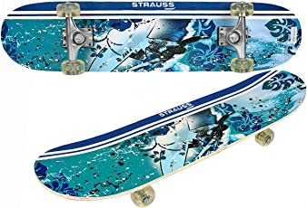Strauss Bronx FT Skateboard