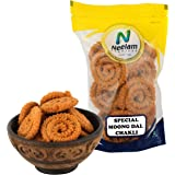 Neelam Foodland Special Moong Dal Chakli 400g