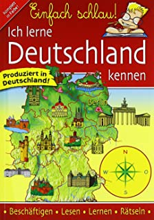 Schmidt 40578 R Die Maus unterwegs in Deutschland Familienspiel Kinderspiel