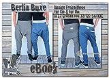 Berlin Buxe Unisex Hose für Sie & für Ihn. Nähanleitung mit Schnittmuster in 6 Längen bis Größe 1,95m. Von Gr. 32/XS bis 54/XXL [Download]