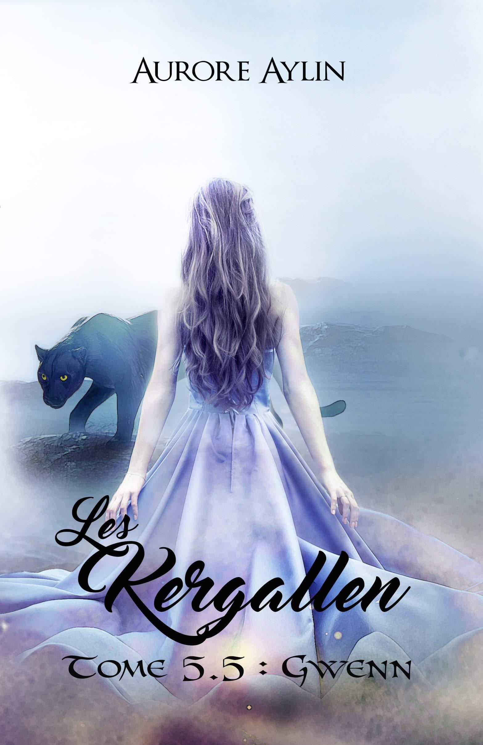 Les Kergallen, tome 5,5: Gwenn por Aurore Aylin