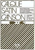 Canson 200757202 - Hochtransparentes Zeichenpapier, A3