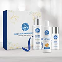 Daily Skincare Essentials Box l All Skin Types l Vitamin C & Hyaluronic Acid