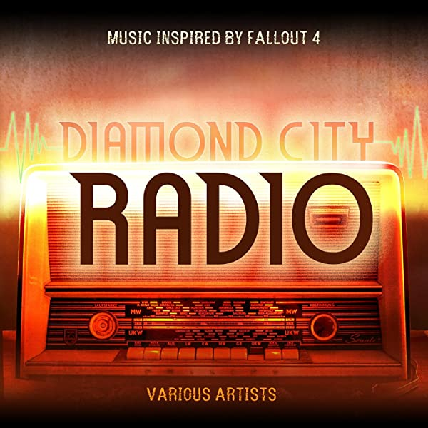 Diamond City Radio Music Inspired By Fallout 4 By Various Artists On Amazon Music Amazon Co Uk