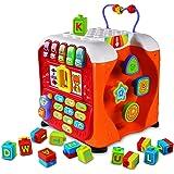 VTech Maxi Cube Multi-Activités, A1403980