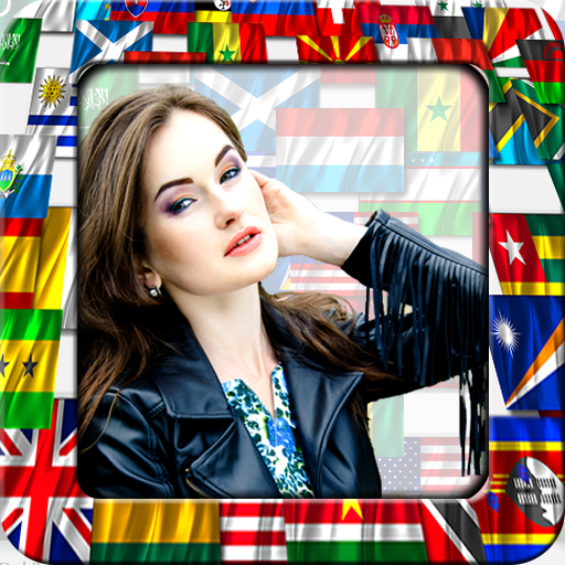 world-flags-photo-frames