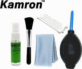 Kamron 5 In 1 Cleaning Kit For Cameras, DSLR's, Mobile's, Lenses, Binoculars, LCD, Laptops