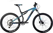 JAVA Furia Mountain Bike Dual Full Suspension Mtb Bicycle Soft Tail Cycles with 9 11 22 Speed Enduro Bikes