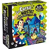 Liscianigiochi- Kids Love Monsters la Corsa dei Mostri Gioco, Multicolore, 82742