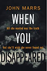 When You Disappeared Kindle Edition